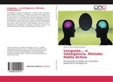 Обложка Lenguaje... e Inteligencia. Método: Habla Activa