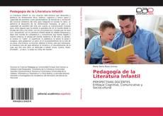 Bookcover of Pedagogía de la Literatura Infantil