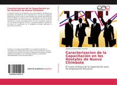 Bookcover of Caracterizacion de la Capacitación en los Hostales de Nuevo Chimbote