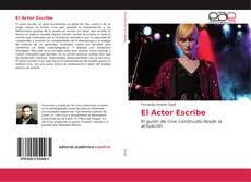 El Actor Escribe的封面