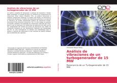 Обложка Análisis de vibraciones de un turbogenerador de 15 MW
