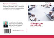 Buchcover von Psicología del Aprendizaje