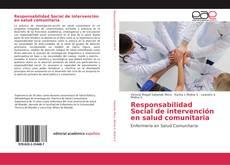 Обложка Responsabilidad Social de intervención en salud comunitaria