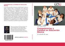 Portada del libro de Competencias y Calidad en Educación Básica
