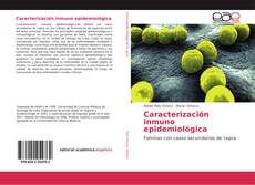 Buchcover von Caracterización inmuno epidemiológica