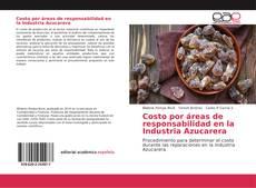 Copertina di Costo por áreas de responsabilidad en la Industria Azucarera