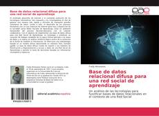 Borítókép a  Base de datos relacional difusa para una red social de aprendizaje - hoz
