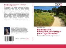 Buchcover von Planificación financiera, estrategia para Cajas Rurales