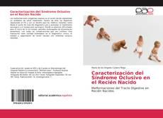 Bookcover of Caracterización del Síndrome Oclusivo en el Recién Nacido