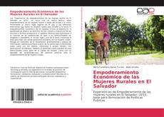 Portada del libro de Empoderamiento Económico de las Mujeres Rurales en El Salvador