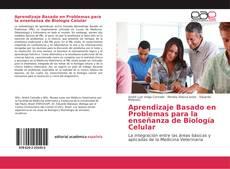 Bookcover of Aprendizaje Basado en Problemas para la enseñanza de Biología Celular