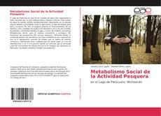 Portada del libro de Metabolismo Social de la Actividad Pesquera