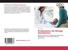 Predictores de Riesgo Anestésico kitap kapağı