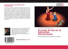 Couverture de El Juego de Rol en la Educación Universitaria