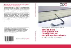 Estado de la divulgación de intangibles en entidades financieras的封面