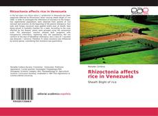 Portada del libro de Rhizoctonia affects rice in Venezuela