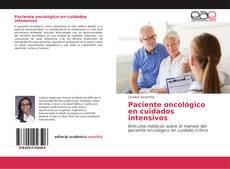 Capa do livro de Paciente oncológico en cuidados intensivos