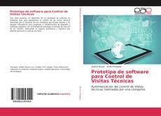 Capa do livro de Prototipo de software para Control de Visitas Técnicas