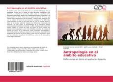 Borítókép a  Antropología en el ámbito educativo - hoz