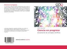 Capa do livro de Ciencia en progreso