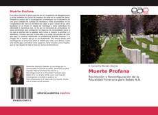 Buchcover von Muerte Profana