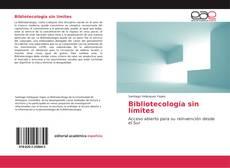 Buchcover von Bibliotecología sin límites