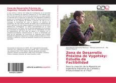 Bookcover of Zona de Desarrollo Próxima de Vygotsky: Estudio de Factibilidad