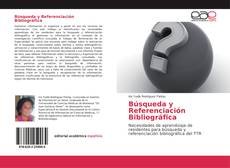 Búsqueda y Referenciación Bibliográfica kitap kapağı