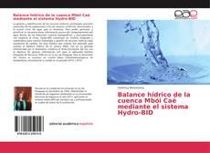 Balance hídrico de la cuenca Mbói Caé mediante el sistema Hydro-BID的封面