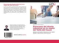 Bookcover of Panorama del diseño industrial en la región del Valle del Cauca