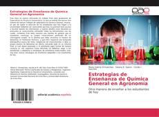 Bookcover of Estrategias de Enseñanza de Química General en Agronomía