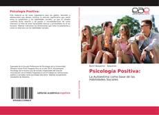 Обложка Psicología Positiva: