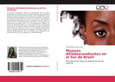 Bookcover of Mujeres Afrodescendientes en el Sur de Brasil