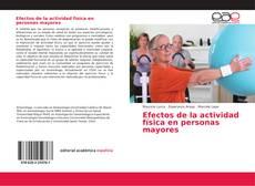 Bookcover of Efectos de la actividad física en personas mayores