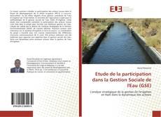 Обложка Etude de la participation dans la Gestion Sociale de l'Eau (GSE)