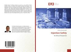 Bookcover of Injection Safety