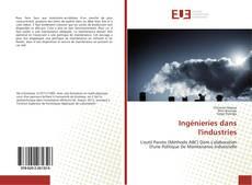 Обложка Ingénieries dans l'industries