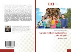 Borítókép a  La Convention Européenne des Jeunes - hoz