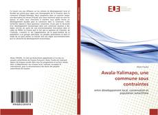 Capa do livro de Awala-Yalimapo, une commune sous contraintes