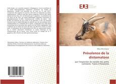 Bookcover of Prévalence de la distomatose
