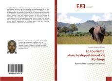 Bookcover of Le tourisme dans le département de Korhogo