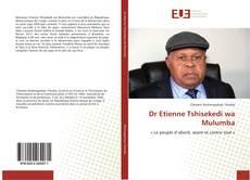 Capa do livro de Dr Etienne Tshisekedi wa Mulumba