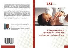 Обложка Pratiques de soins infantiles et survie des enfants de moins de 5 ans