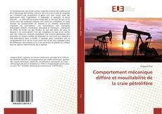 Comportement mécanique différé et mouillabilité de la craie pétrolifère kitap kapağı