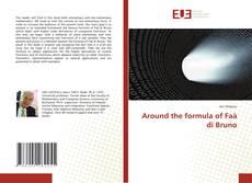 Bookcover of Around the formula of Faà di Bruno