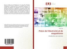 Capa do livro de Précis de l'électricité et de magnétisme