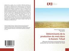 Обложка Déterminants de la production du maïs dans le Kanem- Tchad