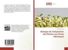 Buchcover von Biologie de l'Adaptation des Plantes aux Stress Abiotiques