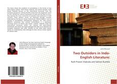 Couverture de Two Outsiders in Indo-English Literature: