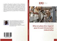 Copertina di Mise en place d'un logiciel pour le suivi d'anomalies industrielles